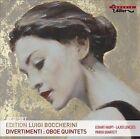 Boccherini: Divertimenti; Oboe Quintets (CD, Oct-2011, 2 Discs, Phoenix Edition)