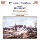 Fünf Symphonien (B-Dur, F-Dur, D-Dur, C-Dur, F-Dur) - Northern Chamber Orch., Ward