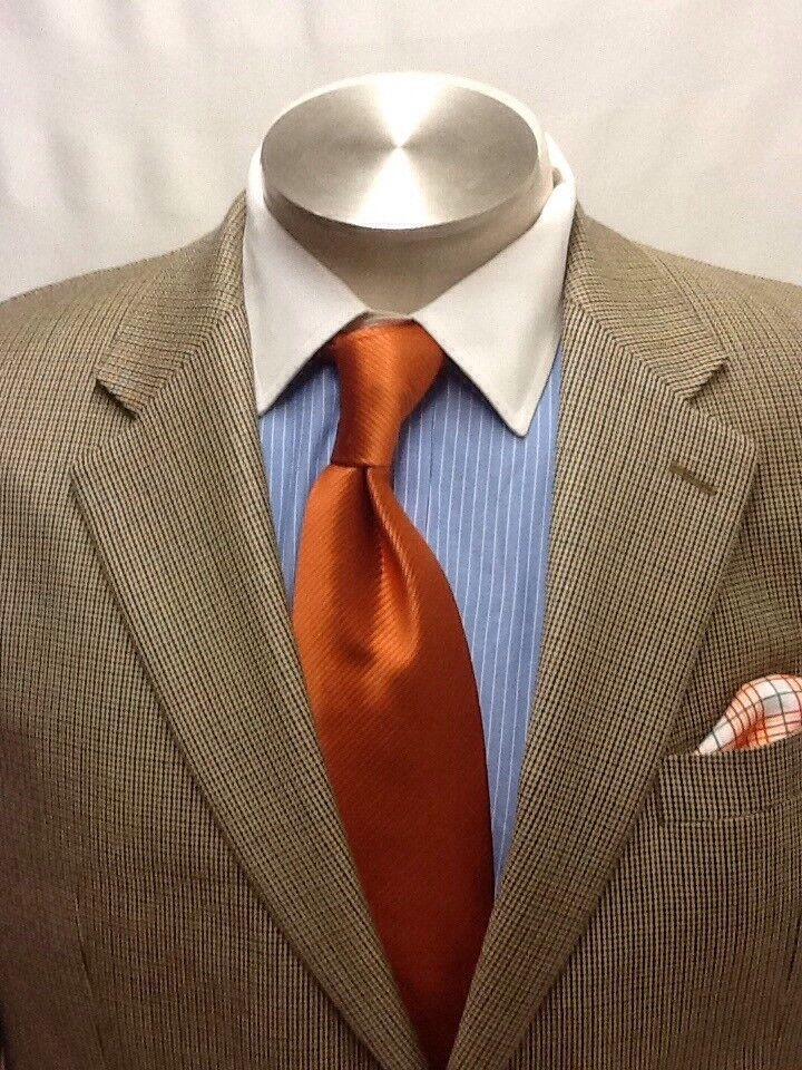Mens CHAPS multi color sport coat sz 42S - image 2