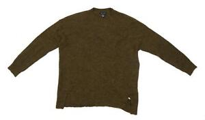 New-Look-Womens-Size-S-Green-Jumper-Regular