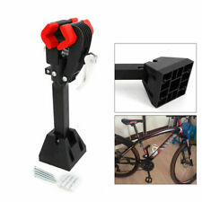 NATGAI Foldable Heavy Duty Wall Mount Bike Repair Stand Bicycle Maintenance Rack Workstand