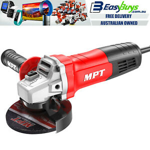 Angle-Grinder-PRO-100mm-MPT-Electric-Quality-800-Watt-Heavy-Duty-Metal-Cutter