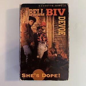 Bell Biv DeVoe She's Dope (Cassette) Single