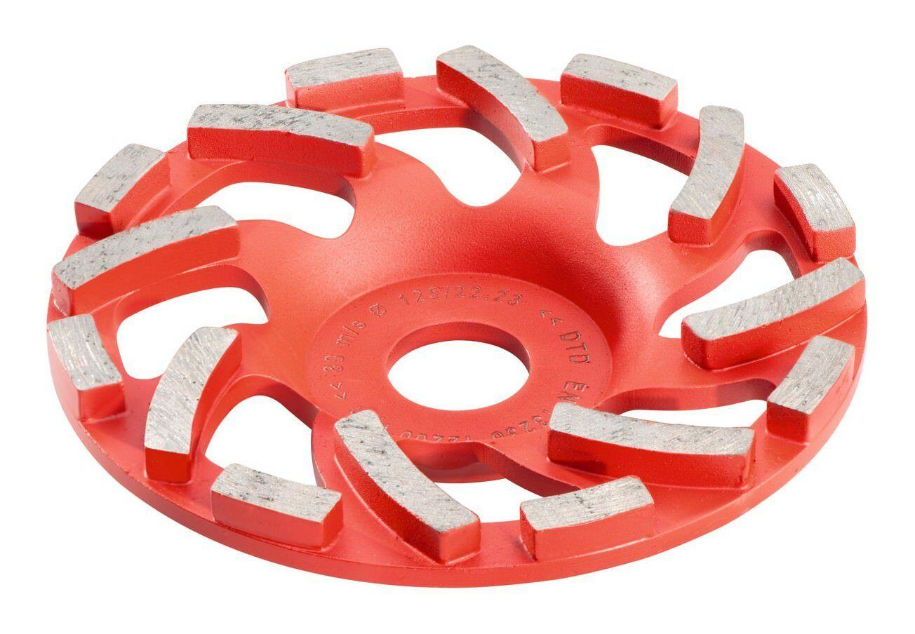 Metabo Diamantschleiftopf Beton professional Ø 125mm - 628205000