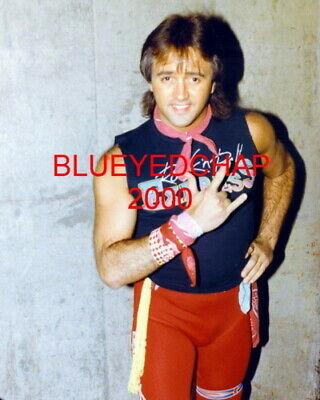 ROBERT GIBSON WRESTLER 8 X 10 WRESTLING PHOTO  NWA
