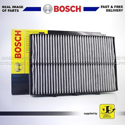 Single BOSCH Activated Carbon Cabin Filter 1987432482