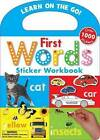 First Words Sticker Workbook by Sarah Creese, Tracy Hare (Paperback, 2011)