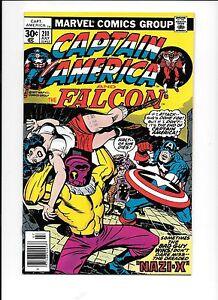 Captain-America-211-July-1977-The-Falcon