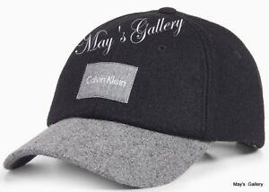 a954b8bf85a CK Calvin Klein BaseBall Cap Ball Hat Military NWT One Size C.K. ...