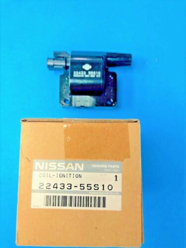 NISSAN /& INFINITI GENUINE 2243355S10 VARIOUS MODELS IGNITION COIL 22433-55S10 !