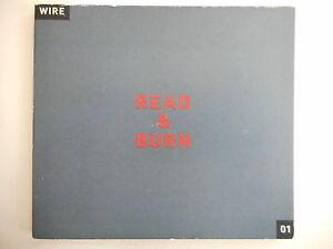 WIRE-READ-amp-BURN-CD-ALBUM-gt-PORT-GRATUIT