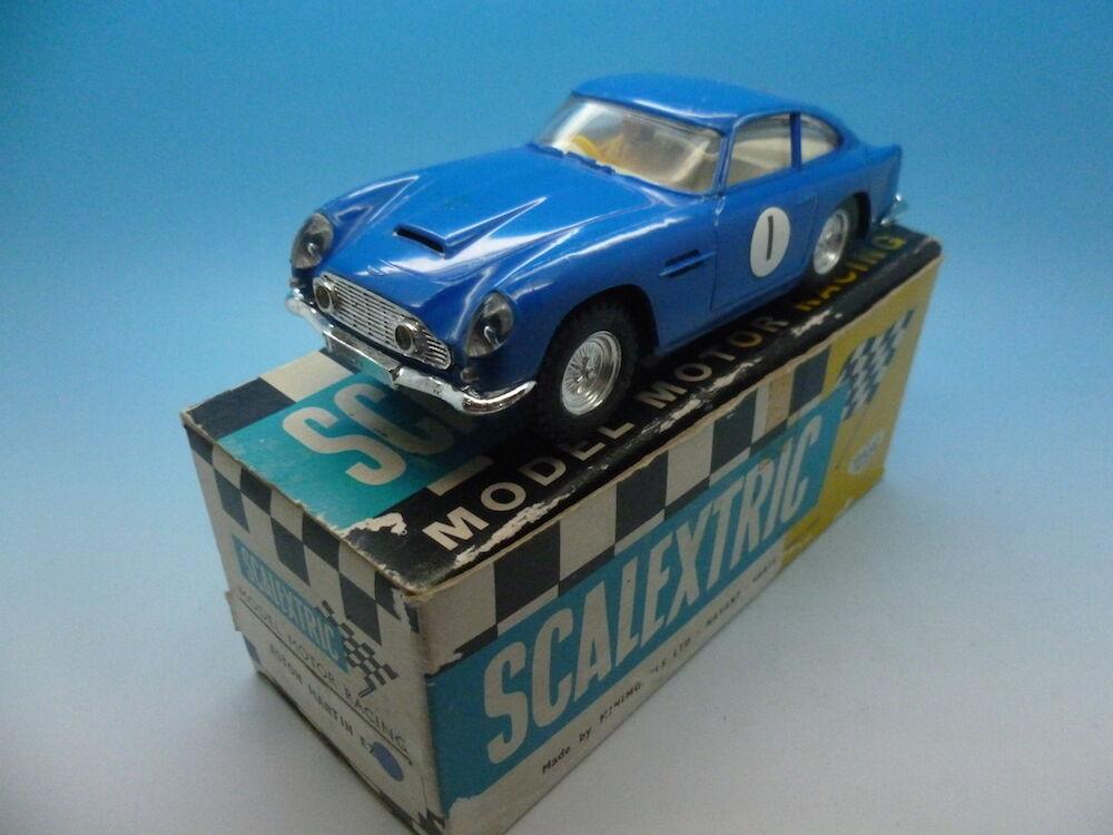 Scalextic Rare C68 in bluee