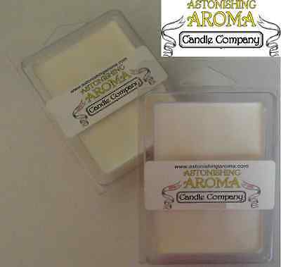 Soy Wax Clamshell Break Away tart melt wickless candle 300+ SCENTS Listing #2