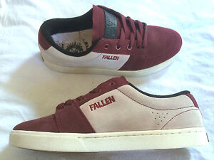 Fallen-RAMBLER-cordovan-dust-skateboard-shoes-schuhe-skate-SALE-pricepoint