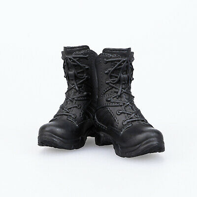 1:6 White Shoes Model Combat Boots for 12/'/' Hot Toys//Phicen Figures Doll Toy
