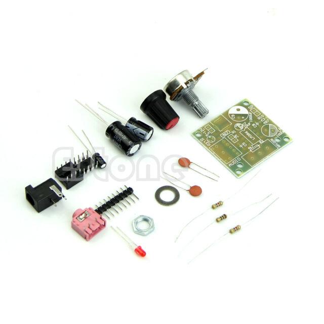 LM386 Super MINI New Amplifier Board 3V-12V DIY Kit Parts and Components
