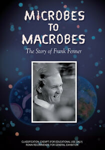 New-DVD-MICROBES-TO-MACROBES-The-Story-of-Frank-Fenner