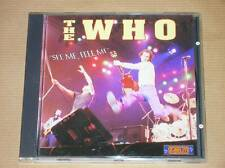 RARE CD / THE WHO LIVE AT AMSTERDAM OPERA 1969 / SEE ME, FEEL ME / TRES BON ETAT