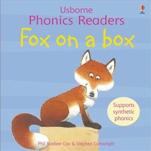 1 of 1 - Fox on a Box by Phil Roxbee Cox (Paperback, 2006)-9780746077221-G024