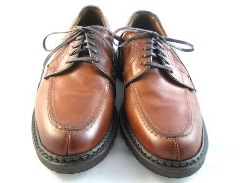 "Allen Edmonds ""WILBERT"" Oxfords 6 D Brown   (198)"