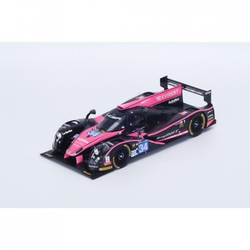 SPARK LIGIER JS p2 HDP  34 C. Cumming/L. vanthoor/K. creto lmp2 Le Mans 2015 18s