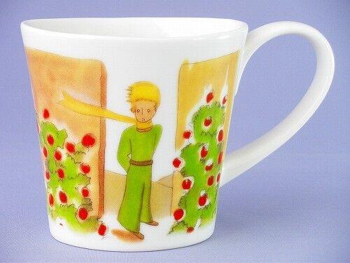 "Nouveau Le Petit Prince Porcelaine Tasse /""Jardin de Roses/"" Koransha MADE IN JAPAN"