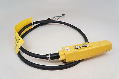 Pendant Control Station for CM Chain Hoist 6' cord New Lodestar or Valustar