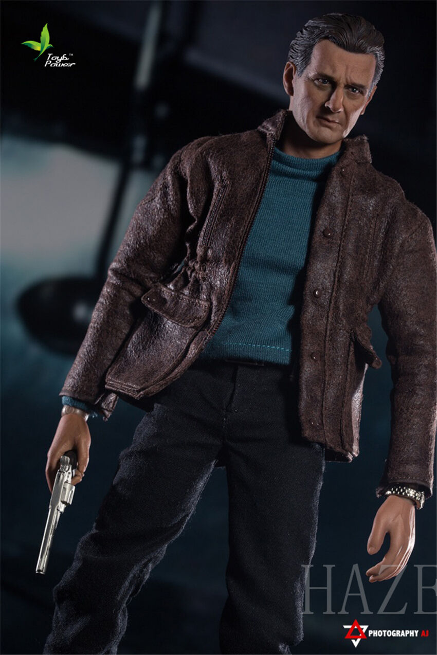 Liam Neeson enterbay  Run all Night 1 6 movable figure sideshow Toys 1338