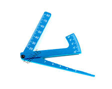 Yeah Racing 3 in 1 Camber Gauge Metal For all 1:8 1:10 On Road RC CAR 037-03702