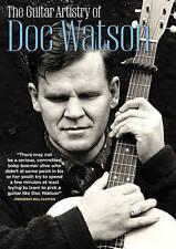 WATSON,DOC-GUITAR ARTISTRY OF DVD NEW