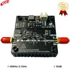 40mhz 21ghz Circuiter Hardware Microwave Power Amplifier 1w Power Amplifier