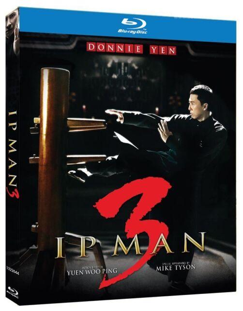 Ip Man 3 Blu Ray Chinese Movie Eng Sub Donnie Yen Lynn Hung Jin Zhang