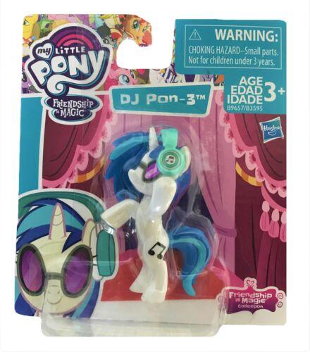 juego figuras 8 Cm Nuevo Hasbro My Pony B3595 Friendship is Magic Little recoger