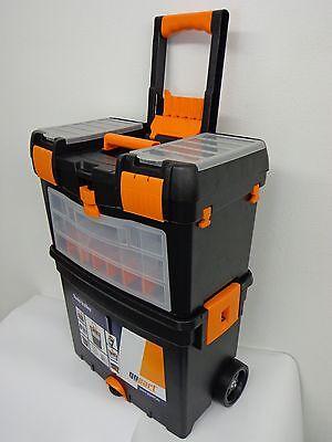 Werkzeugtrolley Werkzeugkoffer Werkzeugwagen Sortiment Neu