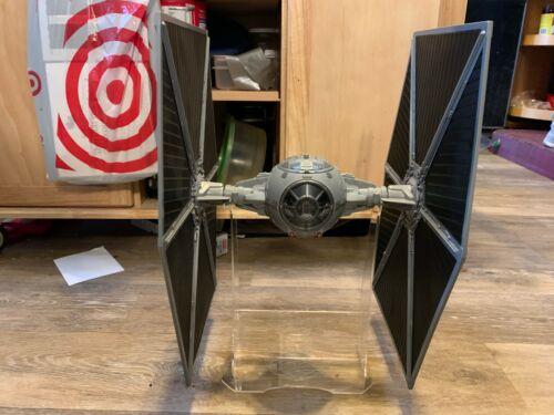 Acrylique Présentoir Pour Hasbro Star Wars Tie Fighter-tous types