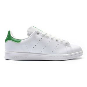 Adidas-STAN-SMITH-M20324-Bianco-Verde-mod-M20324