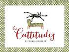 Cattitudes by Victoria Roberts (Hardback, 2014)