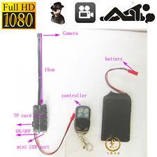 HD 1080P DIY Module SPY Hidden Camera Video MINI DV DVR Motion Remote Control AL