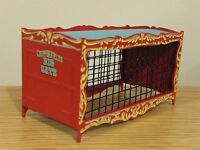 Corgi Classics Chipperfields Circus Cage Container Truck Load Model 11201 1:50