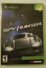 Spyhunter Video Game For XBOX, Complete, 2002, Teen, Good Condition