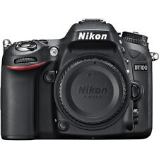 Nikon  D7100 24.1 MP Digital SLR Camera - Black (Body Only)!! USA SELLER!! NEW!!