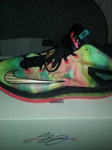 super popular a7753 1bfd4 Image is loading Lebron-XI-Low-034-Special-Edition-034-Men-