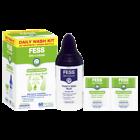FESS Sinu-Cleanse Gentle Cleansing Nasal & Sinus Wash Kit - 60 Pack