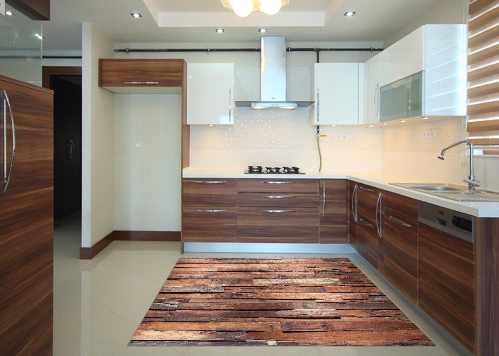 3D Wood Board 367 Kitchen Mat Floor Murals Wall Print Wall Deco AJ WALLPAPER UK