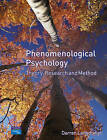 Phenomenological Psychology: Theory, Research and Method by Darren Langdridge (Paperback, 2007)