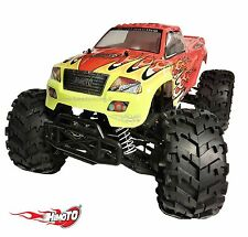 MONSTER TRUCK MEGAP MXT-2S 1/8 OFF ROAD 4WD MOTORE SCOPPIO 3,5 DUE MARCE HIMOTO