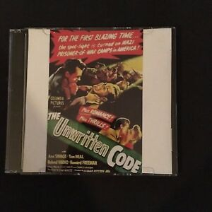 THE-UNWRITTEN-CODE-Classic-DVD-1944-Ann-Savage-Tom-Neal-Roland-Varno