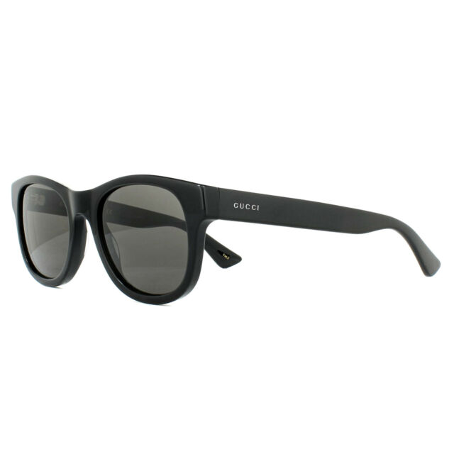 e3c8d69c3297 Gucci Sunglasses Gg0003s 001 Black Grey for sale online
