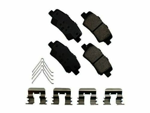 For 2016-2018 Kia Optima Brake Pad Set Rear Akebono 94631YC 2017