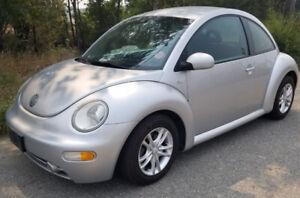 2001 Volkswagen Beetle GL